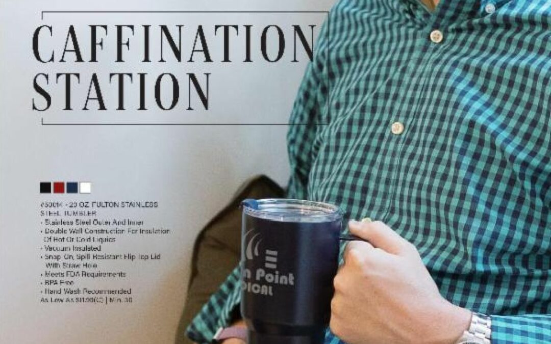 Holiday Gifts-Caffination Station