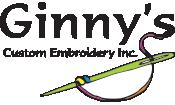 Ginny's Custom Embroidery