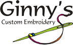 Ginny's Custom Embroidery