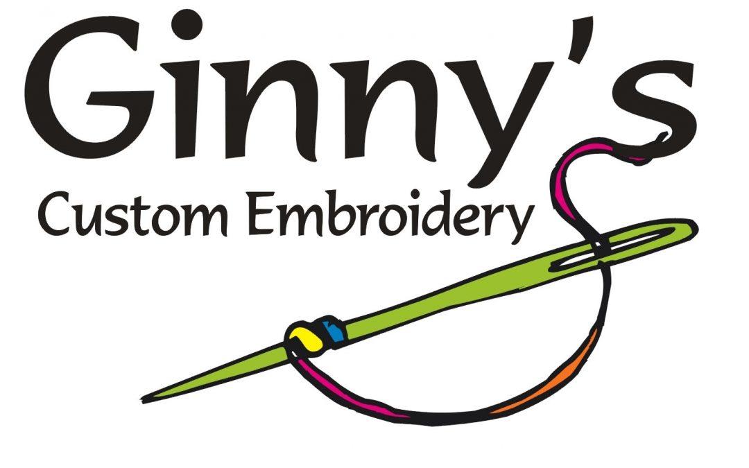 Ginny's Custom Logo