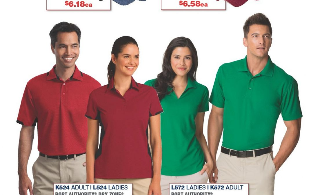 Dry Zone Polos ON SALE!!