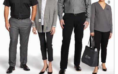A Good Uniform Is A Statement Showcase: Corporate